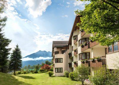 Dorint Sporthotel in Garmisch Partenkirchen