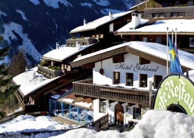 Hotel Goldried in Osttirol