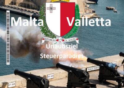 Malta – Valletta