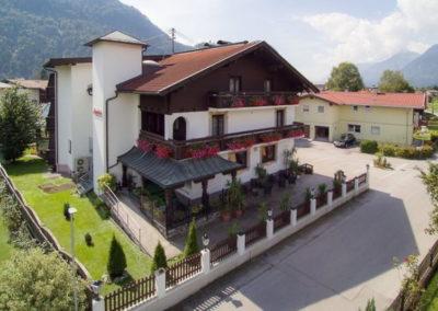 Hotel Alpenblick in Radfeld