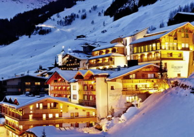 Hotel Berghof – Crystal Spa & Sports