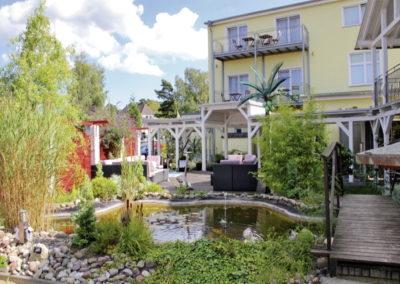 COOEE Ostseehotel Baabe, Rügen, Ostsee MV