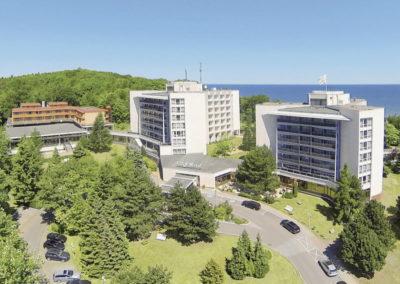 Cliff Hotel Rügen – Resort & Spa, Ostsee MV