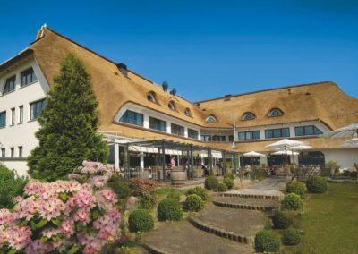 Das Landhotel Wittenbeck, Ostsee MV