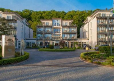 Grand Hotel Binz, Rügen, Ostsee MV