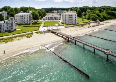 Grand Hotel Heiligendamm, Ostsee MV