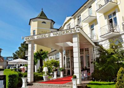 Hotel Residenz Waldkrone, Ostsee MV