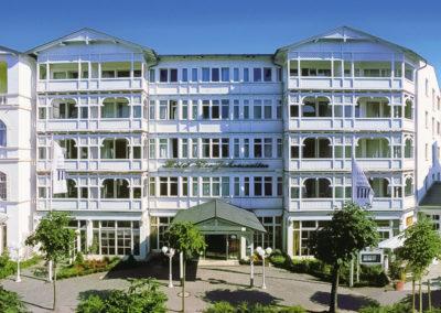 Hotel Vier Jahreszeiten Binz, Rügen, Ostsee MV