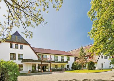 Ringhotel Warnemünder Hof, Ostsee MV