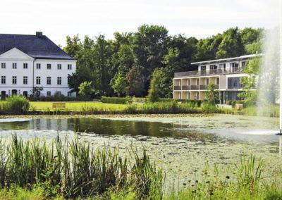 Schlossgut Gross Schwansee, Ostsee MV