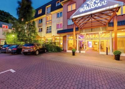 Trihotel Rostock, Ostsee MV