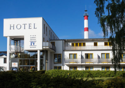 Vier Jahreszeiten Zingst, Ostsee MV