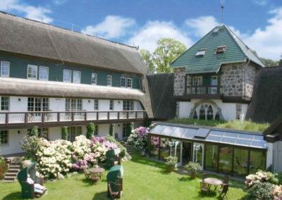 Hotel Forsthaus Damerow, Usedom, Ostsee MV