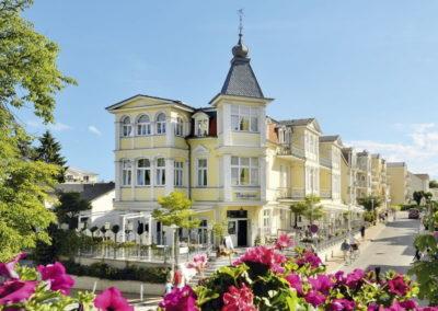 KAISER SPA Hotel zur Post Bansin, Usedom, Ostsee MV