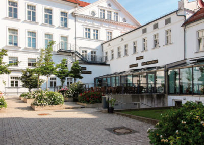 Parkhotel Putbus, Rügen, Ostsee MV