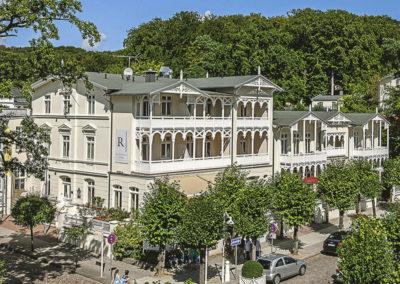 Roewers Privathotel, Rügen, Ostsee MV