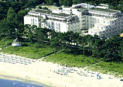 Rugard Strandhotel, Rügen, Ostsee MV
