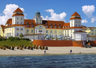 Travel Charme Kurhaus Binz & Residenzen, Rügen, Ostsee MV
