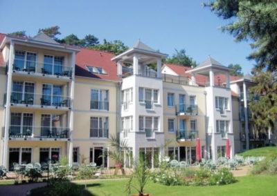 Ostseehotel Villen im Park, Usedom, Ostsee MV