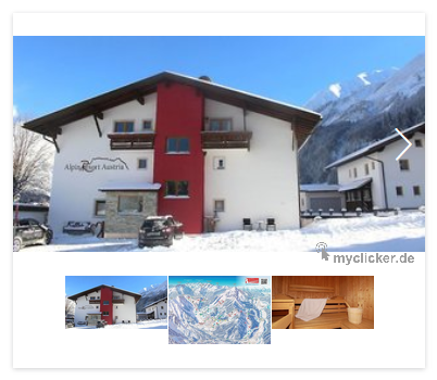 Alpin Resort Austria, Bichlbach, Österreich 1