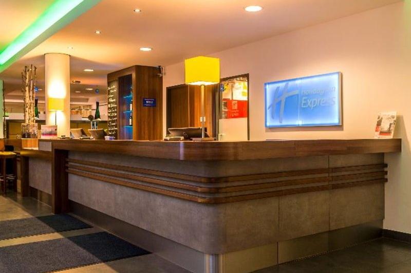 Holiday Inn Express Bremen Airport, Bremen Deutschland 8