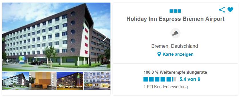 Holiday Inn Express Bremen Airport, Bremen Deutschland