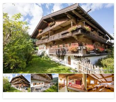 Landgasthof-Hotel Fuchswirt, Kelchsau, Österreich 1