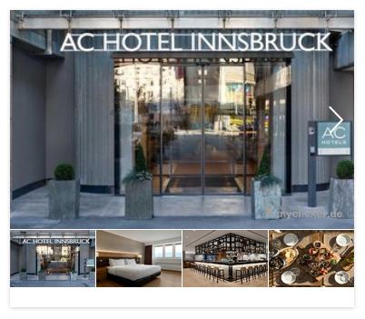AC Hotel by Marriott Innsbruck, Österreich 1