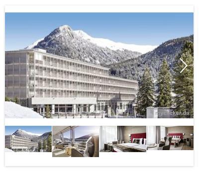 AMERON Davos Swiss Mountain Resort, Schweiz (2)