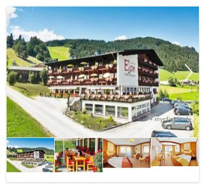 Aktiv Hotel Elan Oberau, Österreich 2