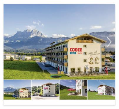 COOEE alpin Hotel Kitzbüheler Alpen, St. Johann, Österreich 1