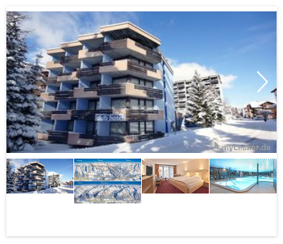 Club Hotel Davos, Schweiz (1)