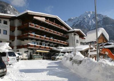 Familienhotel Pension Rotspitz