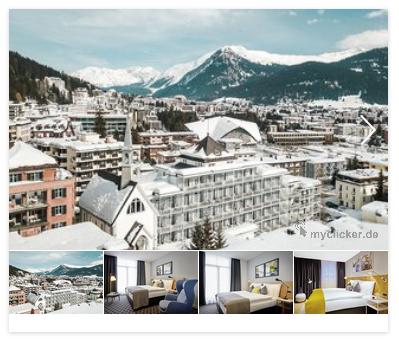 Hard Rock Hotel Davos, Schweiz (2)