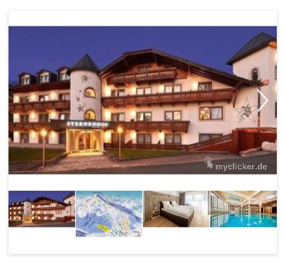 Hotel Zum Sternenhof, Kössen, Österreich 1