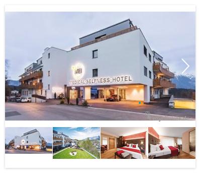 Hotel dasMEI, Mutters, Österreich 2