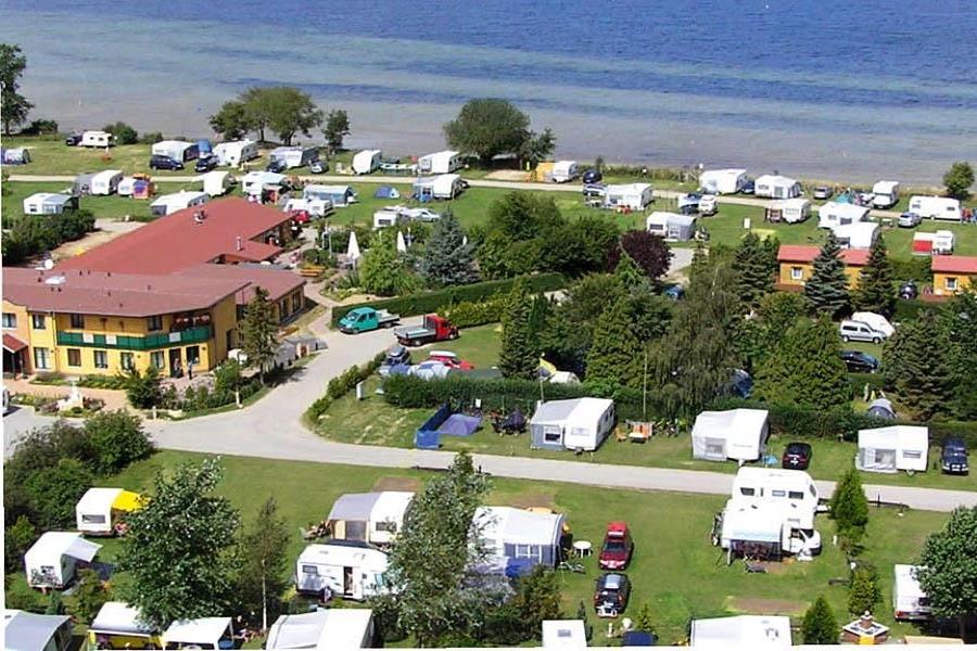 Ostseecp-Ferienpark Zierow