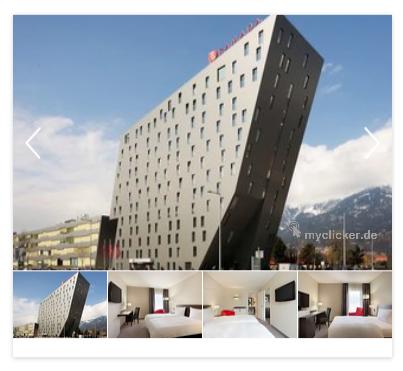 Ramada Innsbruck Tivoli, Österreich 2