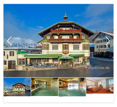 Sporthotel Igls, Österreich