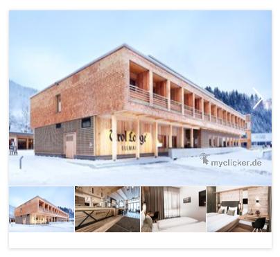 Tirol Lodge, Ellmau, Österreich 2