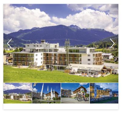 lti alpenhotel Kaiserfels, St. Johann, Österreich 1