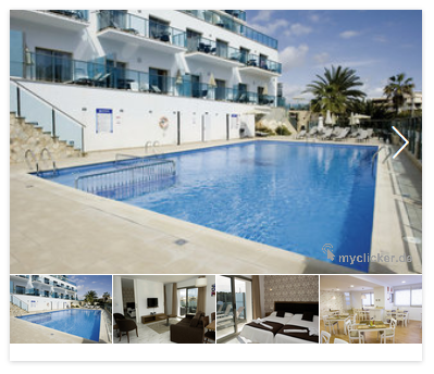 Aparthotel Porto Drach2