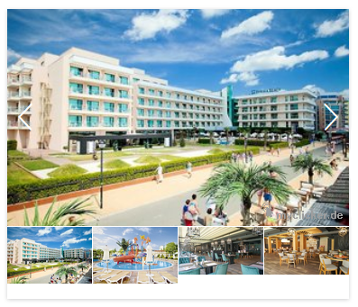 DIT Evrika Beach Club Hotel, Sonnenstrand, Bulgarien (3)