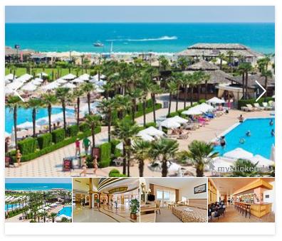 DIT Majestic Beach Resort, Sonnenstrandn Bulgarien (3)