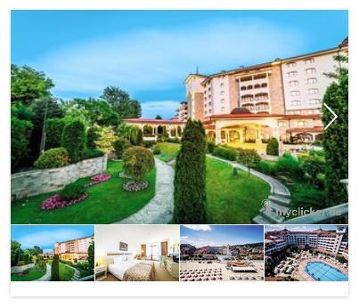 Helena Resort - Helena Sands, Sonnenstrand, Bulgarien (3)