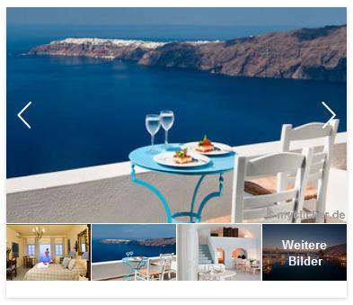 Andromeda Villas, Santorini, Griechenland (2)