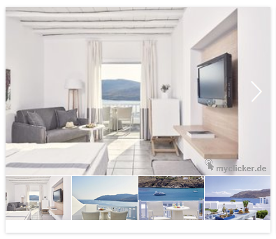 Archipelagos Luxury Hotel Mykonos, Mykonos, Griechenland (3)