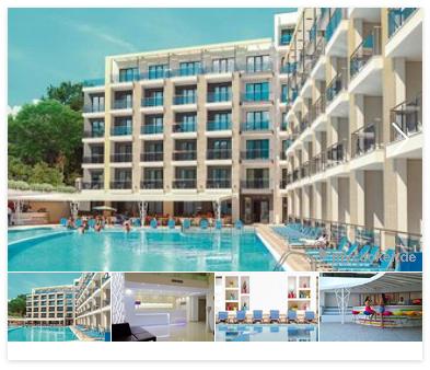 Arena Mar Hotel, Goldstrand, Bulgarien (3)