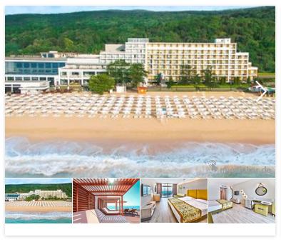 Grifid Hotel Encanto Beach, Goldstrand, Bulgarien (3)