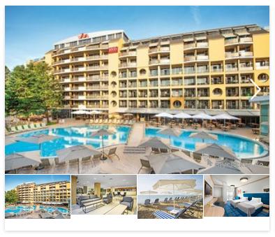 HVD Viva Club Hotel, Goldstrand, Bulgarien (3)